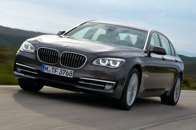 BMW Serie 7 2012   22
