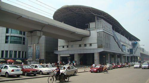 Binhai Mass Transit 1