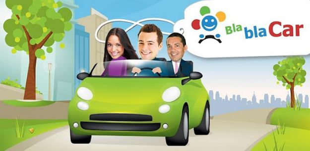 BlaBlaCar car sharing