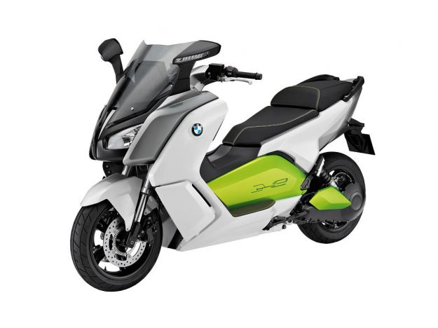 Bmw C Evolution 2014