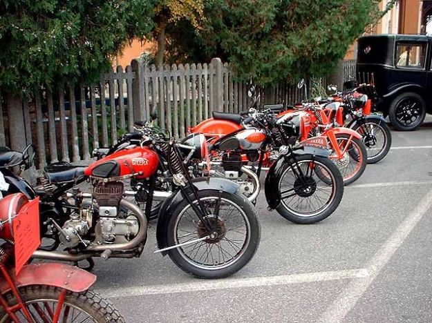 Bollo moto storiche