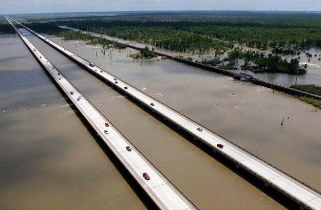 Bonnet Carré Spillway Bridge 1