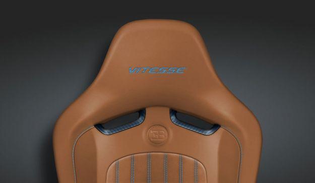 Bugatti Veyron Grand Sport Vitesse Special Edition sedile