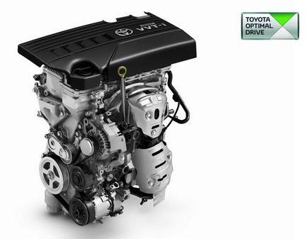 CO2 Fiat motore Toyota