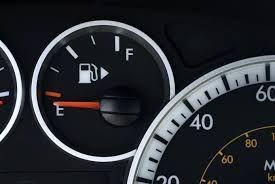 Car sharing benzina finita