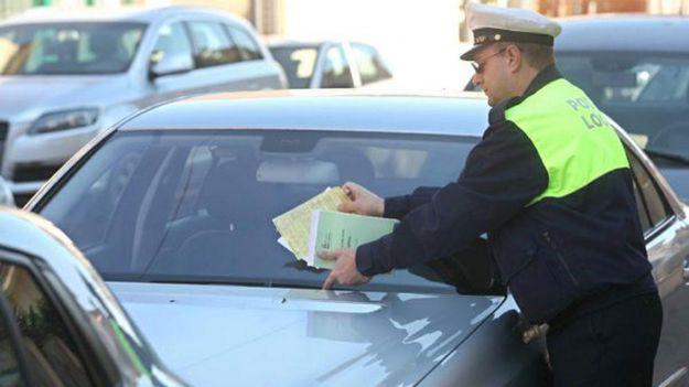 Car sharing multa