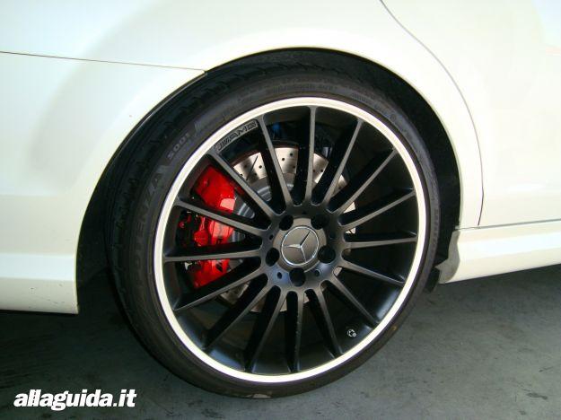 Cerchi in lega Mercedes C63 AMG Performance Station Wagon