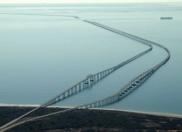 Chesapeake Bay Bridge   Tunnel 5