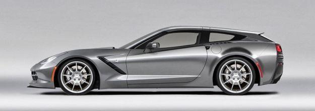 Chevrolet Corvette AeroWagon