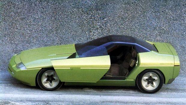 Chevrolet Ramarro Concept by Bertone