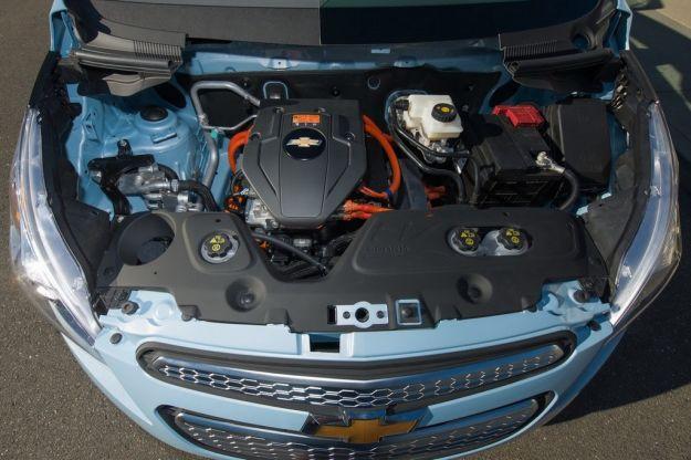 Chevrolet Spark EV motore