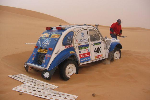 Citröen 2cv Dakar 2007