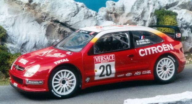 Citroën Xsara Kit Car Rally WRC