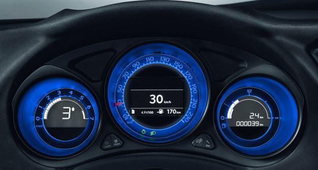 Citroen C4 consumi e emissioni