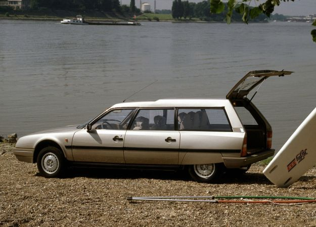 Citroen CX Break coda