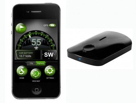 Cobra iPhone Radar Detector 3