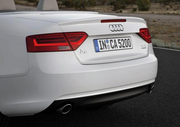 Coda dell'Audi A5 Cabriolet