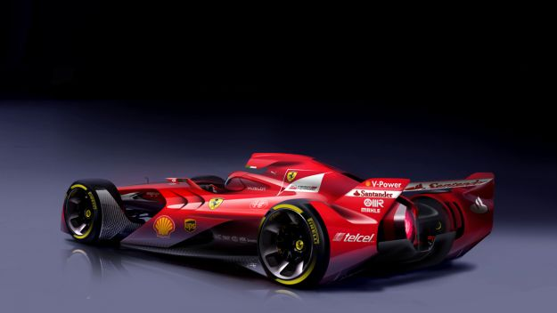 Concept F1 Ferrari