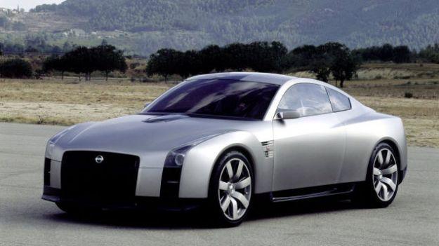 Concept Nissan GT R