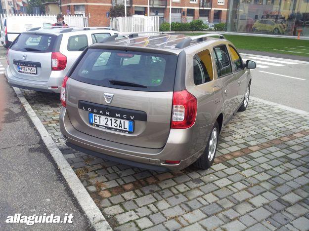 Dacia Logan MCV, prezzi