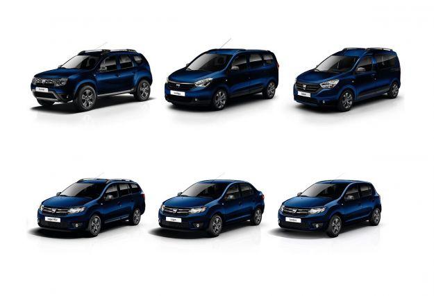 Dacia Serie limitata al salone di Ginevra 2015