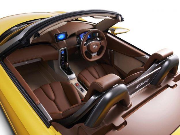 Daihatsu D R Concept 5