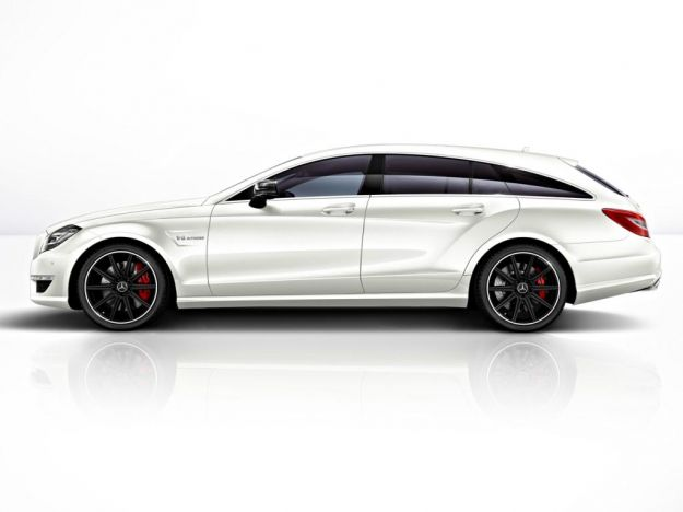 Dimensioni Mercedes CLS 63 AMG Performance Shooting Brake
