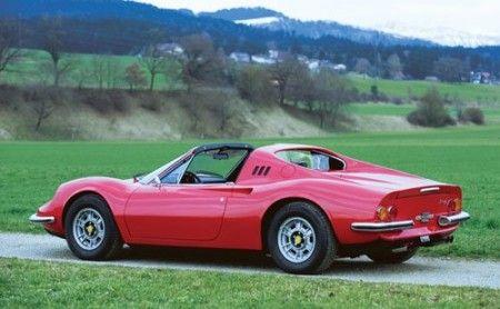 Dino 246 GTS retro