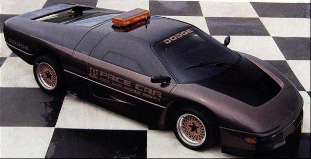 Dodge M4S Turbo Concept