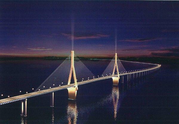 Donghai Bridge 1