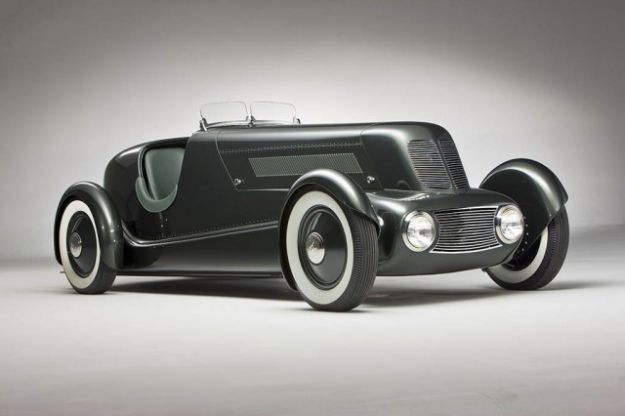 Edsel Ford Model 40