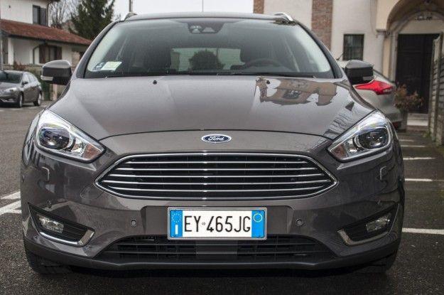Estetica e design nuova Ford Focus 2015
