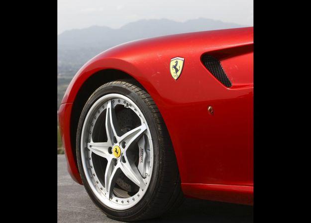 Ferrari 599 GTB Fiorano HGTE cerchi in lega