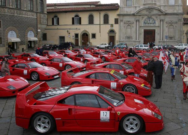 Ferrari F40, valore