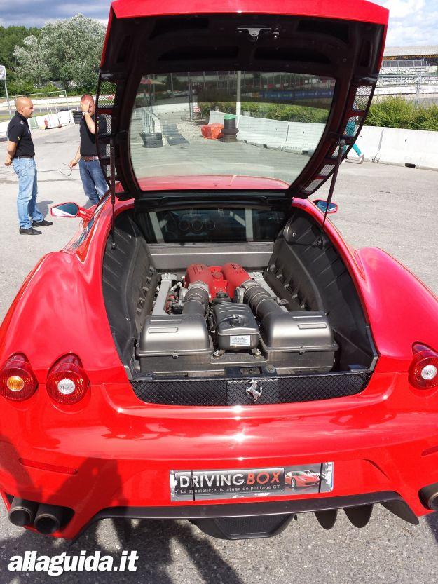 Ferrari F430 motorizzazioni