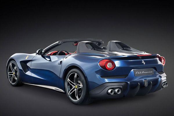 Ferrari F60 America 2