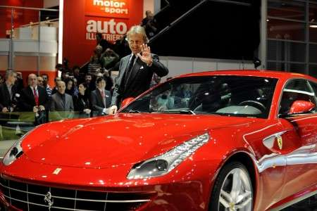 Ferrari ff ginevra