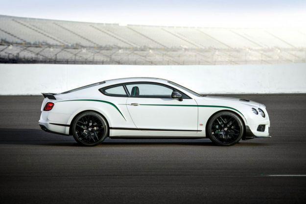 Fiancata della Bentley Continental GT3 R