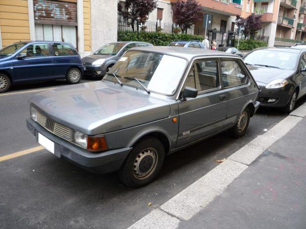 Fiat 127 Serie Unificata