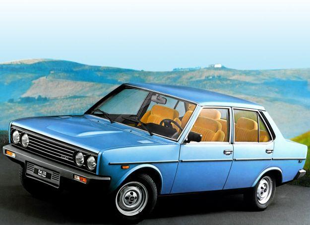 Fiat 131 Diesel Super 1978