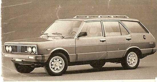 Fiat 131 Marantea 1983