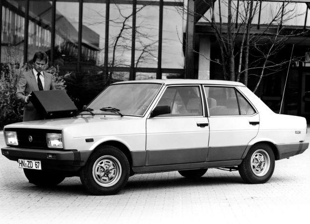 Fiat 131 Supermirafiori 1981