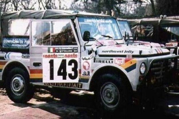 Fiat Campagnola Dakar 1979