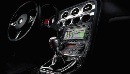 Fiat Marchionne 159 plancia