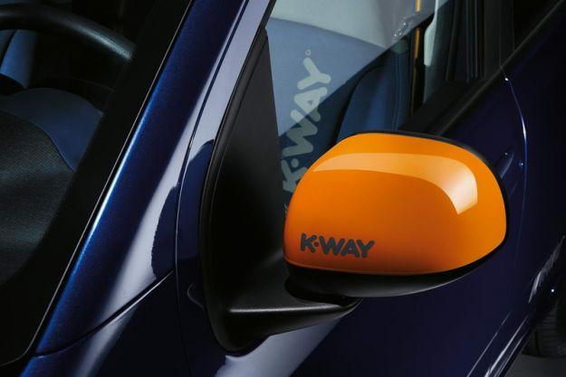 Fiat Panda K Way colori