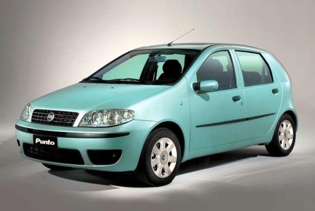 Fiat Punto 2003, design