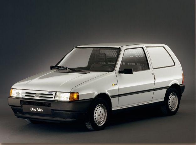 Fiat Uno van