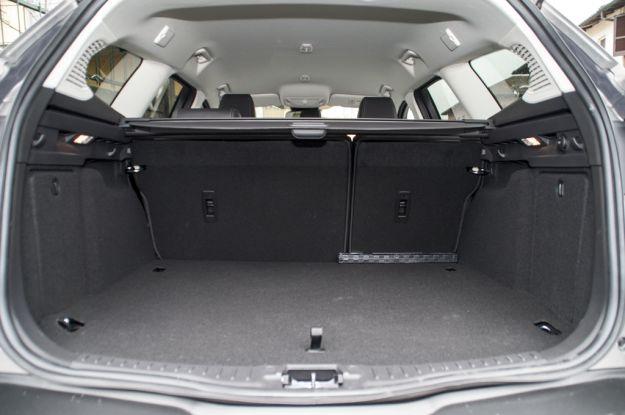 Ford Focus 2016 bagagliaio