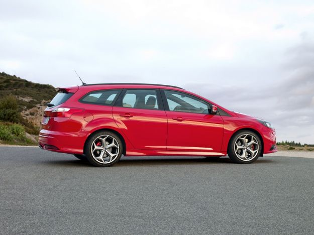 Ford Focus ST 2012, station wagon