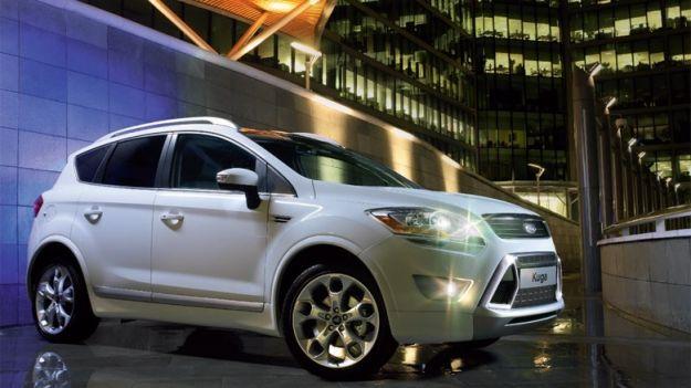 Ford Kuga, design ed estetica